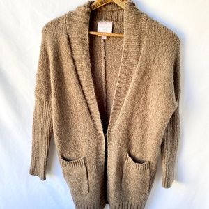 Romeo & Juliet Couture Duster Cardigan Sweater